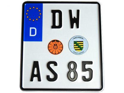 tablice-rejestracyjne-180x200-Niemcy-motocyklowa-2