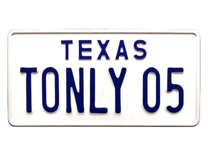 tablice-rejestracyjne-300x150-USA-1-2-pojedyncze
