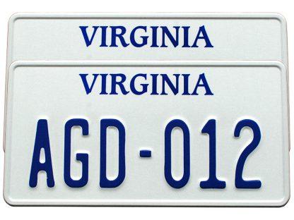 tablice-rejestracyjne-300x150-USA-4-2-komplet