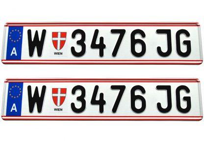 tablice-rejestracyjne-520x110-Austria-3-komplet
