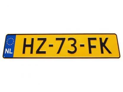 tablice-rejestracyjne-520x110-Holandia-2016-3-pojedyncze