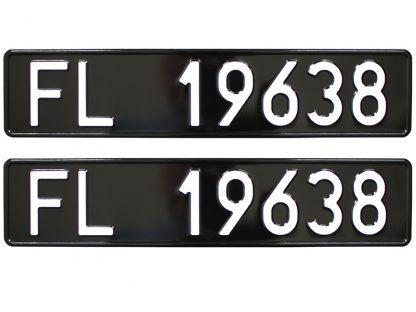 tablice-rejestracyjne-520x110-Liechtenstein-2-3-komplet
