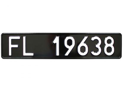 tablice-rejestracyjne-520x110-Liechtenstein-2-3-pojedyncze