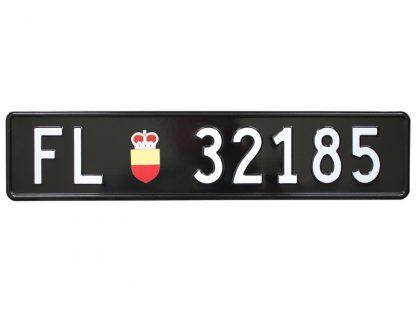tablice-rejestracyjne-520x110-Liechtenstein-3-pojedyncze