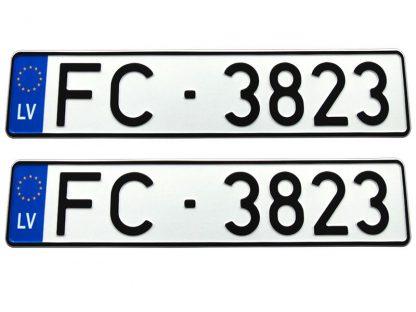tablice-rejestracyjne-520x110-Lotwa-3-komplet