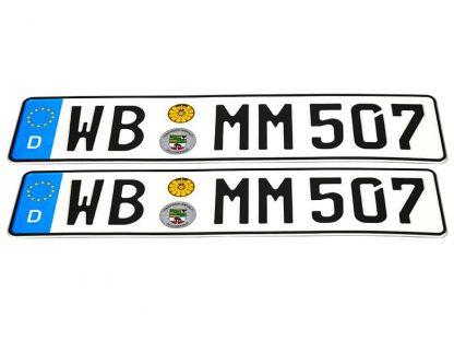 tablice-rejestracyjne-520x110-Niemcy-3-komplet