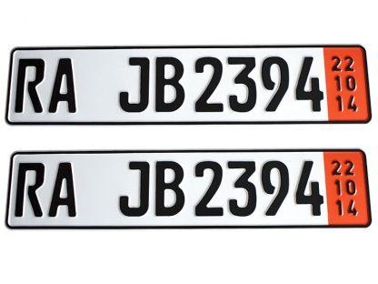 tablice-rejestracyjne-520x110-Niemcy-zjazdowa-czerwona-3-komplet