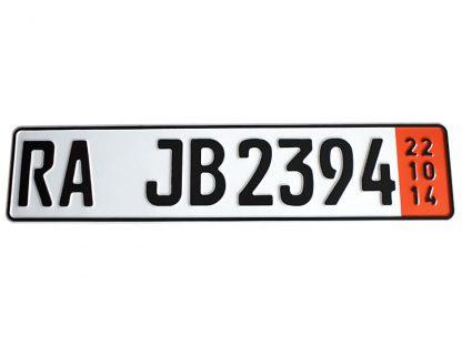 tablice-rejestracyjne-520x110-Niemcy-zjazdowa-czerwona-3-pojedyncze