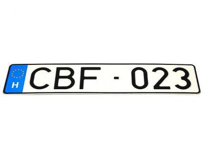 tablice-rejestracyjne-520x110-Wegry-3-pojedyncze