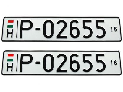 tablice-rejestracyjne-520x110-Wegry-tymczasowa-3-komplet