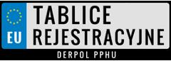 tablice-rejestracyjne-eu-logo-derpol-pphu